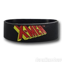 X-Men Rubber Wristband