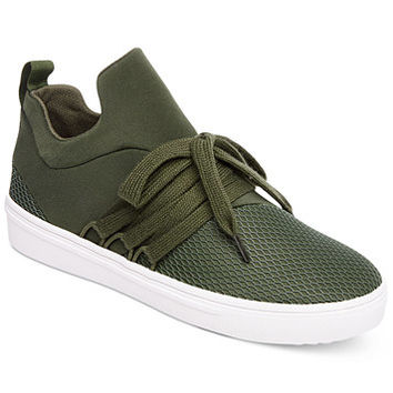 Steve Madden Women's Lancer Athletic Sneakers | macys.com