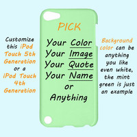 Custom iPod Touch 5 Cases  Custom Picture iPod 5 by CustomCases4U