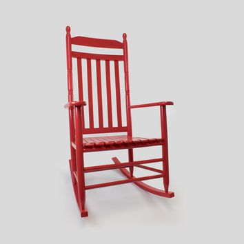 Dixie Seating Co. Calabash Wood Rocking Chair No. 410SRTA - Ships within  2 to 4 Weeks