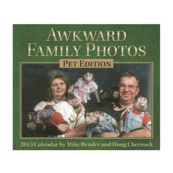 Awkward Pet Photos Calendar