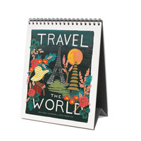 2016 Travel The World Calendar