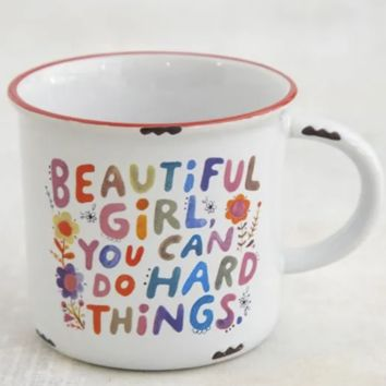 Camper Mug | Beautiful Girl