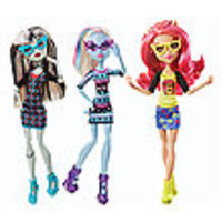 Monster High Geek Shriek Doll Case