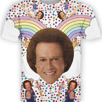 Richard Simmons' Homophobe Repellent T-Shirt