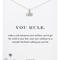 Dogeared 'You Rule' Necklace