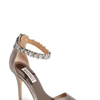 Women's Badgley Mischka 'Flash' Leather Pump