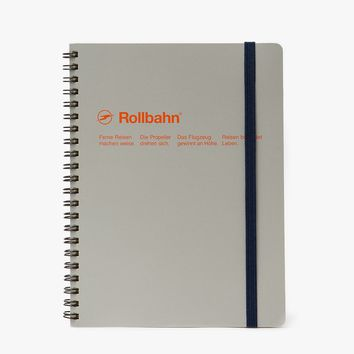 Delfonics / Rollbahn Spiral Notebook A5 Size
