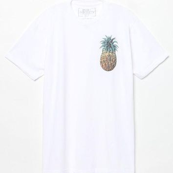 DCCKYB5 Riot Society Ornate Pineapple T-Shirt