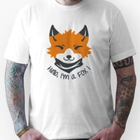 Hello, I'm a FOX! Unisex T-Shirt