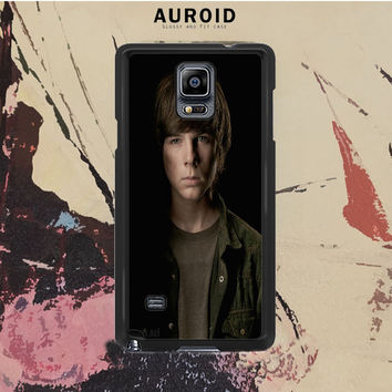 Walking Dead Carl Grimes Samsung Galaxy Note 3 Case Auroid