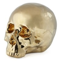 Morton Skull | Decorative Accessories | Home Accents | Decor | Z Gallerie