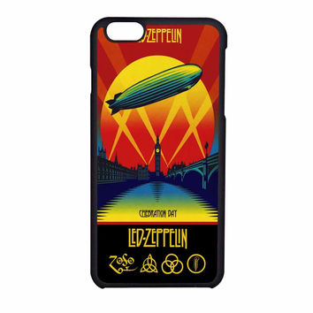 Led Zeppelin Poster iPhone 6 Case