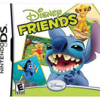 Disney Friends [DS Game]