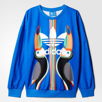 Adidasi/ clover parrot fashion jacket