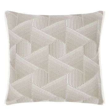 Designers Guild Delray Outdoor Natural Decorative Pillow