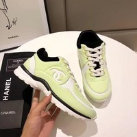 New Fashion Double C Low Top Sneaker Reference #209 - Ready Stock