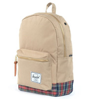 Herschel Supply Co.: Settlement Backpack - Khaki Tartan