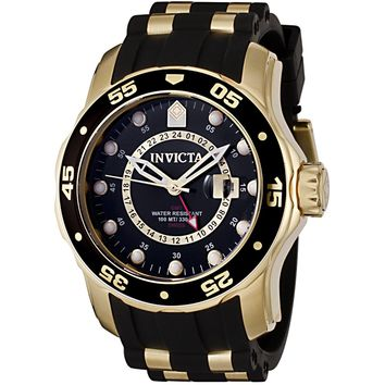 Invicta Pro Diver GMT Watch 6991