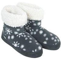 Polar Feet® Women's Snugs™ Snowflake