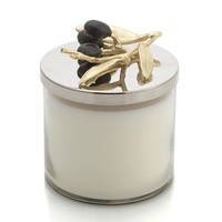 """Michael Aram """"Olive Branch"""" Candle 