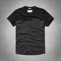Indian Pass Colorblock Pocket Tee