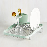 Wash-And-Ware Dish Rack