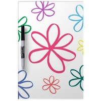 Morgan Dry-Erase Whiteboard from Zazzle.com