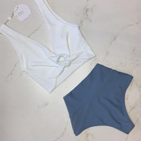 Summer New Arrival Swimsuit Beach Sexy Hot Swimwear High Waist Bikini [11706576015]