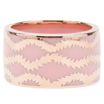 Vivienne Westwood 'Squiggle' Band Ring
