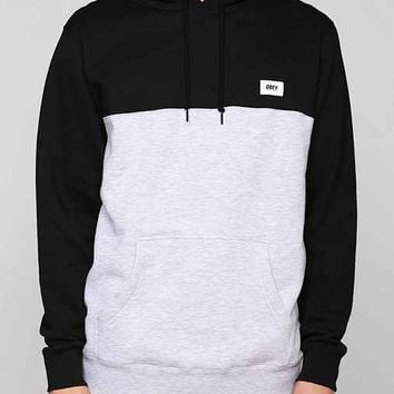 OBEY West Pullover Hooded Sweatshirt