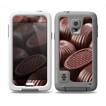 The Chocolate Delish Skin for the Samsung Galaxy S5 frē LifeProof Case