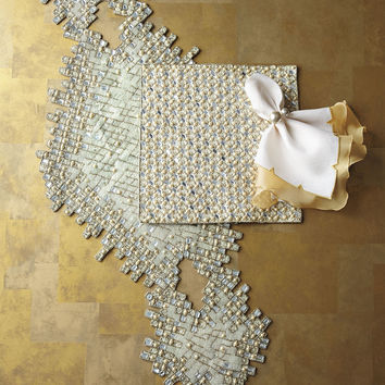 Diamond Table Runner - Kim Seybert