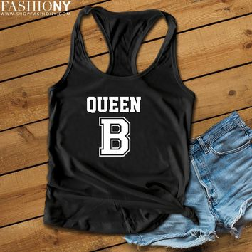 MORE STYLES! Queen B, Funny Graphic Tees, Tank-Tops & Sweatshirts