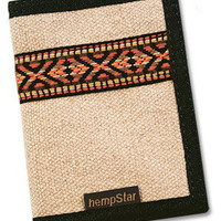 Inca Design Hemp Wallet: Soul-Flower Online Store
