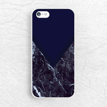 Navy Blue Marble print Phone Case for iPhone 6, iPhone 6 plus, Sony z3 compact, LG g2 g3 Nexus 5, HTC one M9 M8, Moto x Moto g, S6 edge -X10