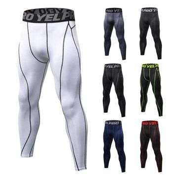 Men's Yoga Compression Pants