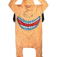 Aaah Real Monsters Krumm Kigarumi Adult Costume – Spirit Halloween