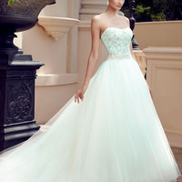 Casablanca Bridal 2188 Ball Gown Wedding Dress