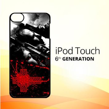 Boondock Saint Movies Series Z0346 iPod Touch 6 Case