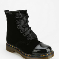 Dr. Martens Gracie Velvet Boot - Urban Outfitters