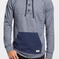 Men's Vans 'Lindero' Trim Fit Colorblock Raglan Pullover