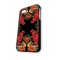 Watch The Throne American Rapper M iPhone 4/4S Case