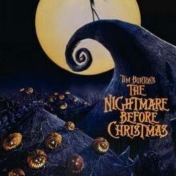 "Nightmare Before Christmas poster 24inx36in Print Art 16""x24"""