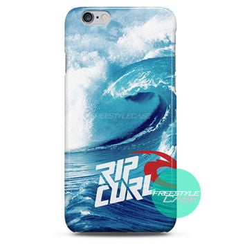Rip Curl Surfing Clothing Gear iPhone Case 3, 4, 5, 6 Cover