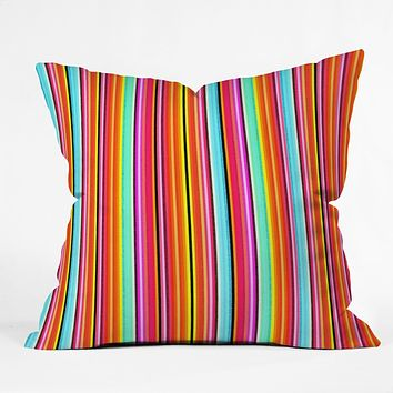 Fimbis Cusac Throw Pillow