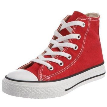 Converse Little Boys Kids Ctas High Top Trainers