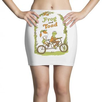 frog & toad Mini Skirts