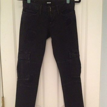 REDUCED!!! Hudson Jeans Subversion Skinny Cargo