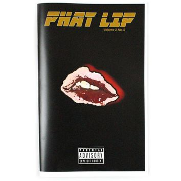 Phat Lip Art Zine (Volume 2 No. 5)